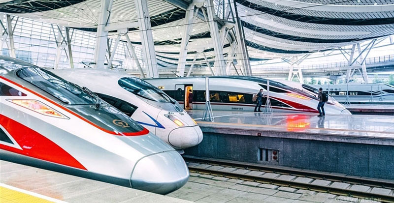 初选3条优质铁路线资产开展REITs试点!