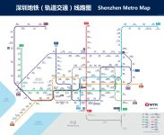 深圳地铁线路图_运营时间票价站点_查询下载