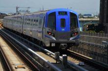 台湾机场地铁试营运半个多月 钢轨发生断裂