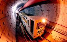 天津地铁:全国最长地铁重叠隧道贯通