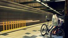 """""""地铁+共享单车""""主题纪念卡植树节开售"""
