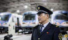 廖明:安全行驶100万公里 书写地铁司机骄傲