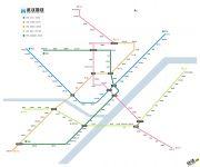 武汉地铁线路图_运营时间票价站点_查询下载