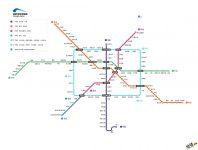 成都地铁线路图_运营时间票价站点_查询下载