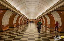 """俄罗斯莫斯科上线""""地铁讲解员""""项目"""