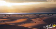 全球首条商业性超级高铁将落户阿联酋 2020年投入运营