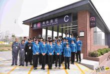 天津地铁6号线一期全线贯通试运营