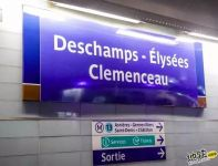 法国队夺冠巴黎地铁站改名 连雨果的名字都改了!