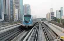迪拜地铁综合效益凸显 至2030年效益成本比将达4倍