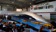 Hyperloop首个乘客舱问世!初探未来旅行