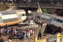 摩洛哥双层列车出轨 国王承诺承担一切伤者费用