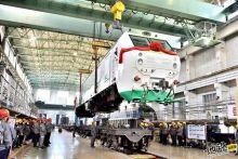 首台永磁直驱电力机车,每小时可节约电能200度