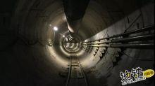 马斯克的地下隧道完工:241公里/时不堵车 未来要建100层