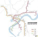 杭州地铁线路图_运营时间票价站点_查询下载