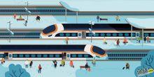 2019年国内计划开工铁路交通项目大全