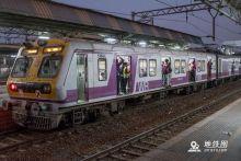 印度孟买地铁:无安检、检票,车门全程开着,有女性专用车厢
