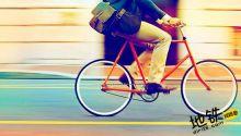 地铁站旁的共享单车 使70%黑摩司机失业