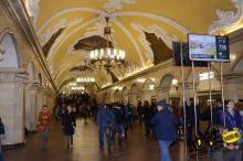 莫斯科计划建立地铁调度中心 增进市民安全