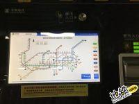 深圳地铁7条线计划明年底实现扫码进站