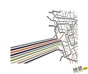 关于地铁线路图可读性的思考