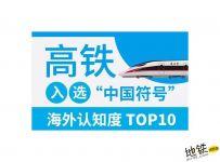 """高铁入选""""中国符号""""海外认知度Top10"""