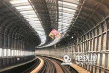杭州地铁1号线多趟地铁列车降速运行 只因飞进一只风筝