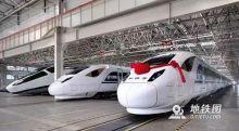时速400公里国产高速动车组年底下线 未来有望进军俄市场