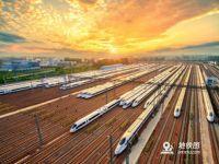 2019中国铁路暑运累计发送旅客7.35亿人次 同比增长10.4%