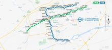 呼和浩特地铁线路图_运营时间票价站点_查询下载