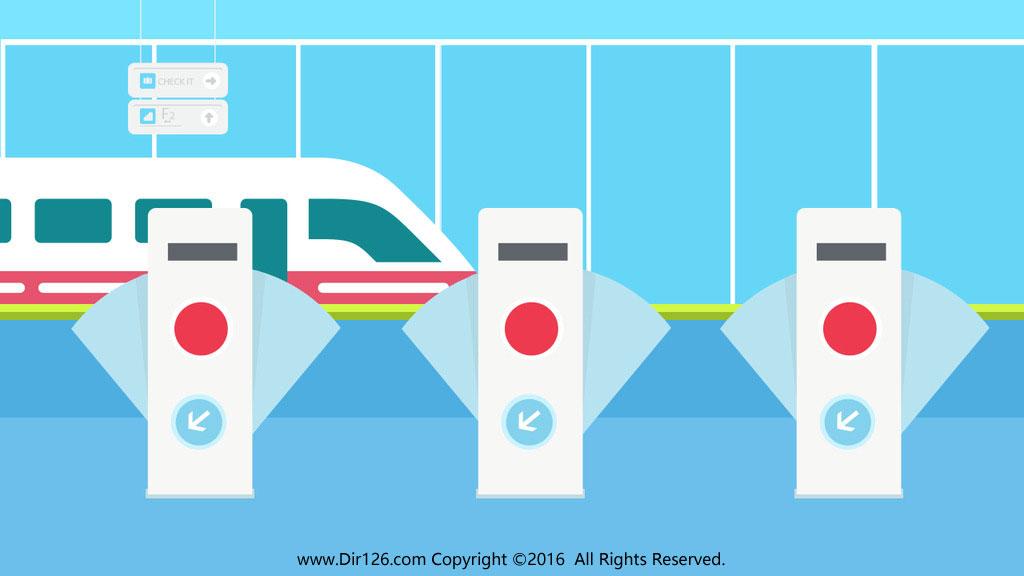 坐地铁,哪个地方最安全? 注意事项 安全 坐地铁 轨道知识  第1张
