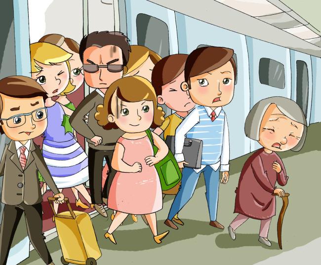 地铁、轻轨的客流量数据是怎么获取的? 地铁数据获取 轻轨客流量数据 地铁客流量数据 轨道知识  第1张