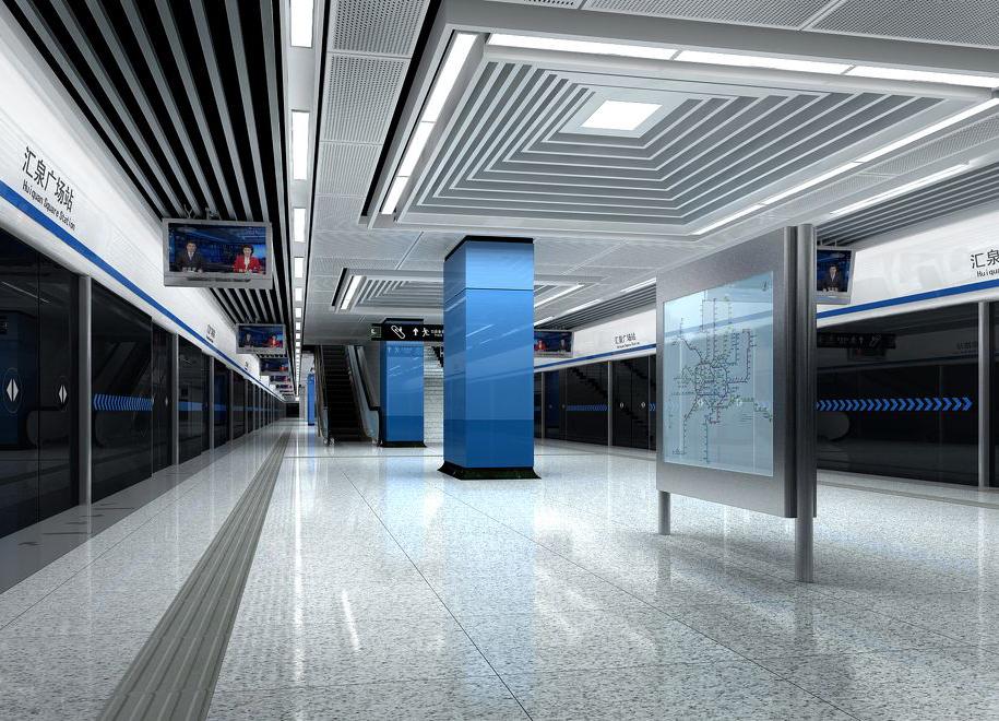 地铁屏蔽门的具体作用有哪些? 轨道知识