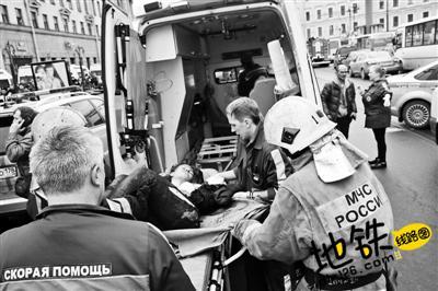 俄地铁发生爆炸 至少60人伤亡 人员伤亡 俄地铁爆炸 轨道动态  第1张