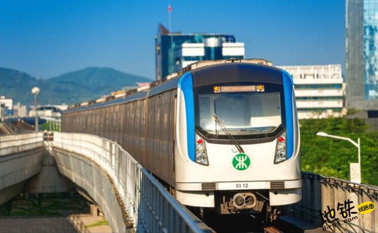 深圳轨道交通去年运送乘客13亿人次 深圳地铁 日均客流量 深圳轨道交通 轨道动态  第1张