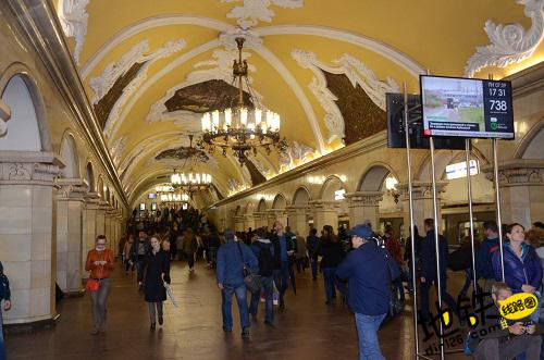 莫斯科计划建立地铁调度中心 增进市民安全 轨道动态