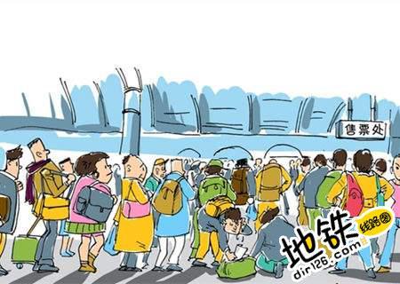 广交会首日地铁运客808万 客运量 地铁 广交会 轨道动态  第1张
