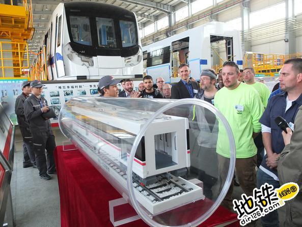 百年轮回,美国员工来华学造地铁 轨道动态 第2张