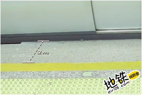 地铁站为什么要设置一个黄色安全线? 黄色安全线 地铁 安全线 地铁站 轨道知识  第2张