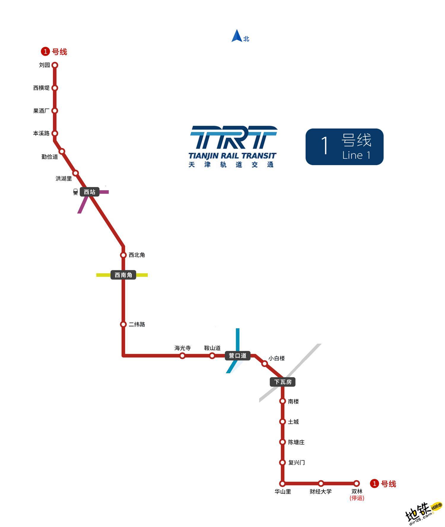 天津地铁1号线线路图 运营时间票价站点 查询下载 天津地铁1号线查询 天津地铁1号线运营时间 天津地铁1号线线路图 天津地铁1号线 天津地铁一号线 天津地铁线路图  第2张