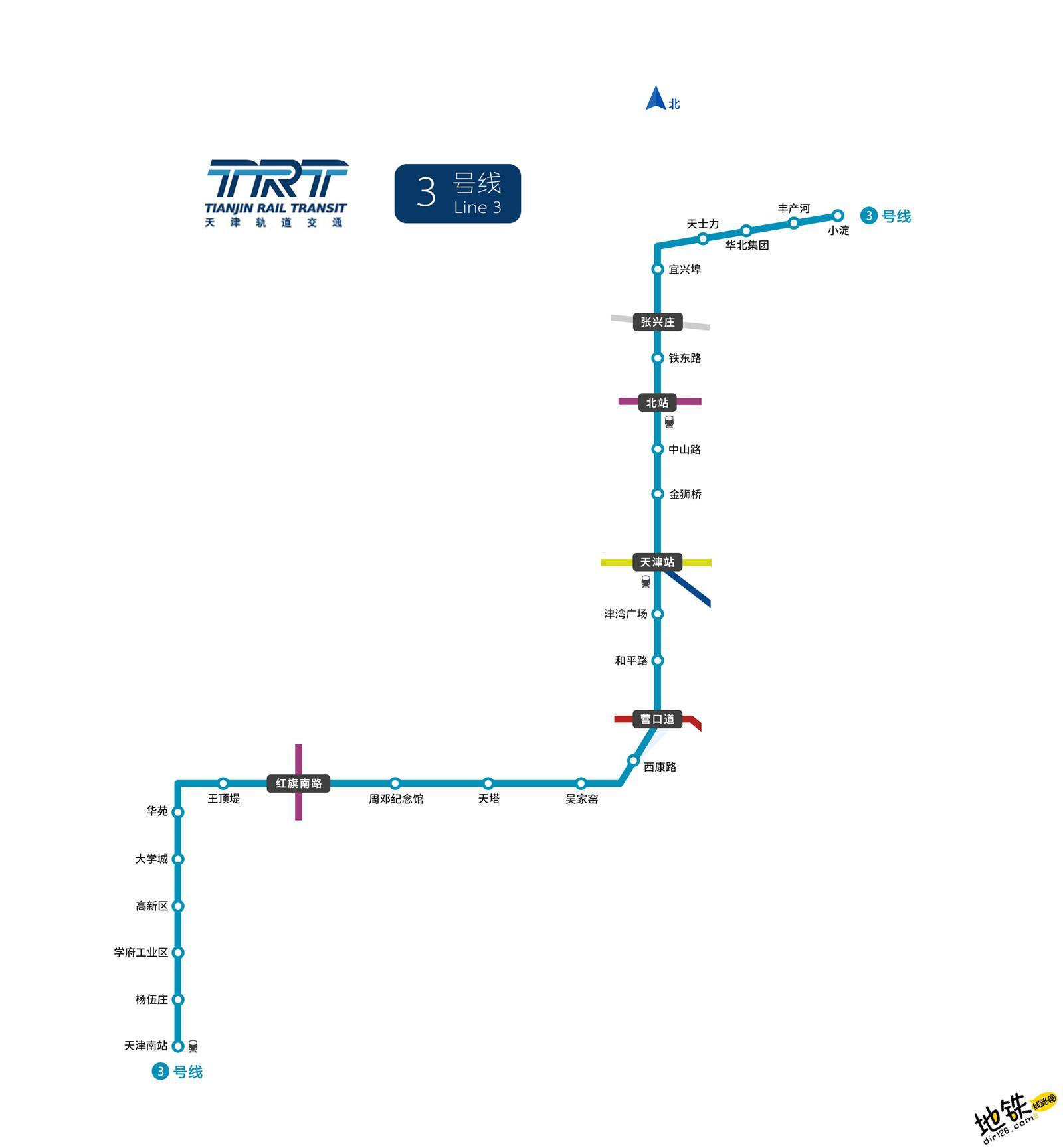 天津地铁3号线线路图 运营时间票价站点 查询下载 天津地铁3号线查询 天津地铁3号线运营时间 天津地铁3号线线路图 天津地铁3号线 天津地铁三号线 天津地铁线路图  第2张