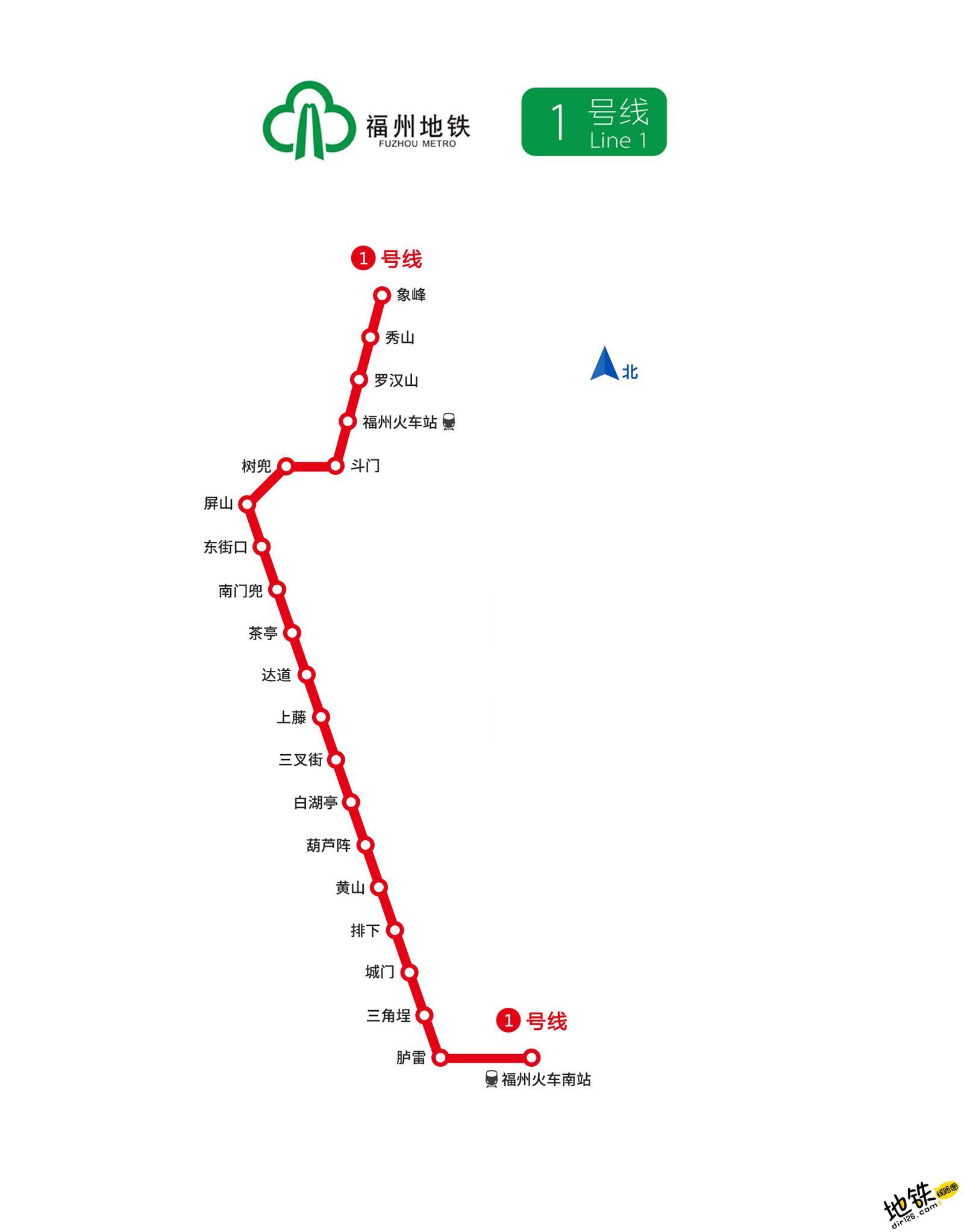 福州地铁1号线线路图 运营时间票价站点 查询下载 福州地铁1号线查询 福州地铁1号线运营时间 福州地铁1号线线路图 福州地铁1号线 福州地铁一号线 福州地铁线路图  第2张