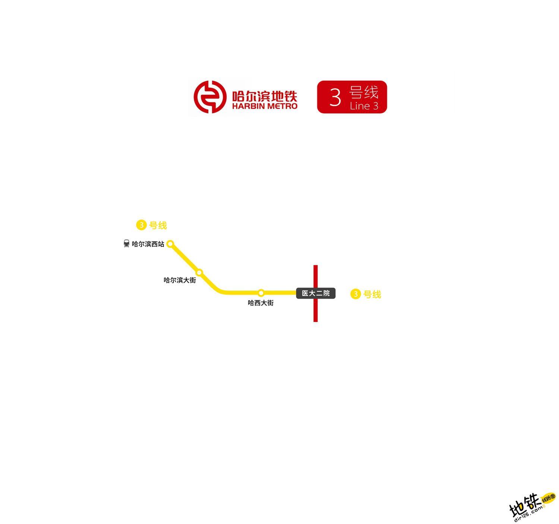 哈尔滨地铁3号线线路图 运营时间票价站点 查询下载 哈尔滨地铁3号线查询 哈尔滨地铁3号线运营时间 哈尔滨地铁3号线线路图 哈尔滨地铁3号线 哈尔滨地铁三号线 哈尔滨地铁线路图  第2张