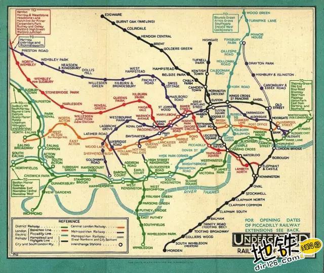地铁线路图可能是世界上最大的骗局 骗局 线路图 地图 地铁 地铁线路图 轨道动态  第3张