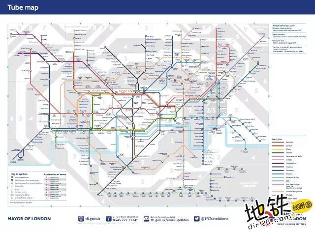地铁线路图可能是世界上最大的骗局 骗局 线路图 地图 地铁 地铁线路图 轨道动态  第6张