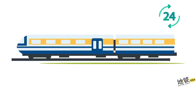 为什么地铁不能24小时运行? 司机 值班员 轨道 列车 地铁 轨道知识  第1张
