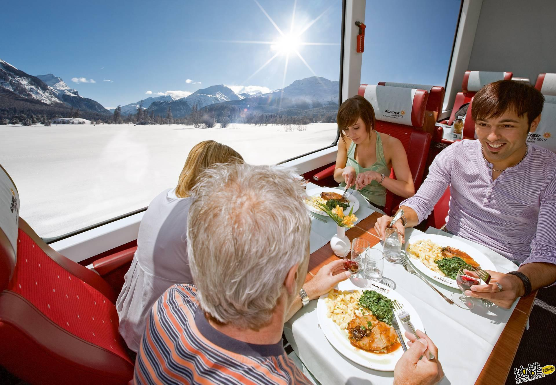 世界上最慢的火车:8小时行驶290公里,乘客却抱怨开太快 瑞士 冰川火车 全球 世界 最慢火车 轨道动态  第2张