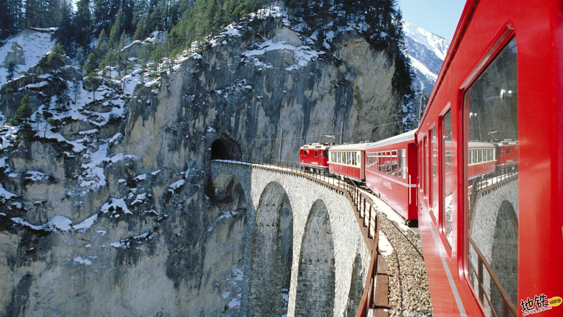 世界上最慢的火车:8小时行驶290公里,乘客却抱怨开太快 瑞士 冰川火车 全球 世界 最慢火车 轨道动态  第4张