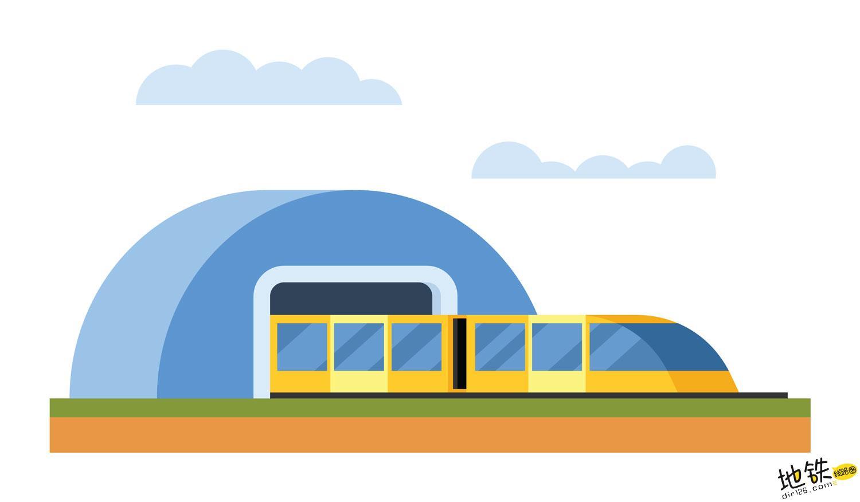 地铁隧道是圆的还是方的? 盾构机 盾构 明挖 隧道 地铁 轨道知识  第1张