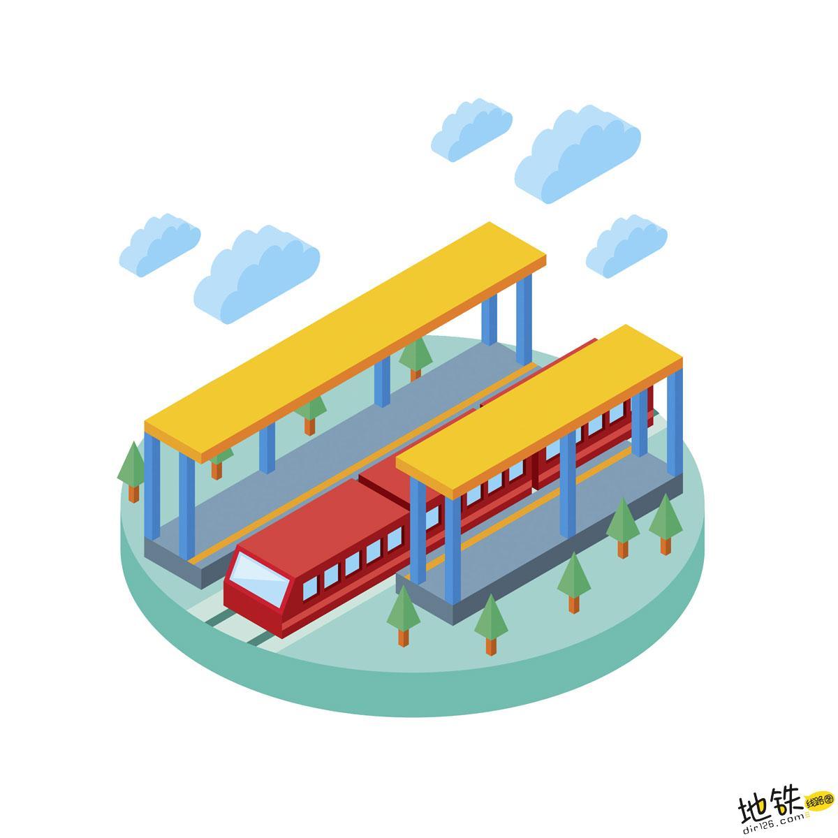 换个角度看世界各地的神奇地铁 地铁站 神奇 世界 轨道交通 轻轨 地铁 轨道动态  第1张