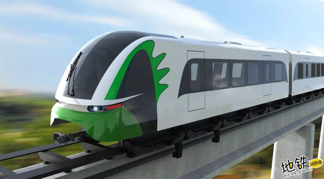 时速200公里中国自主磁浮列车就要来了 城市交通 无人驾驶 中车 轨道交通 磁浮列车 轨道动态  第1张